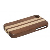 Mixed wood case iPhone 4 or 4S