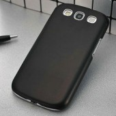 Samsung Galaxy S3 aluminium case black