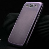 Samsung Galaxy S3 aluminium case purple