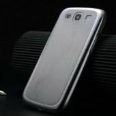Samsung Galaxy S3 aluminium case silver