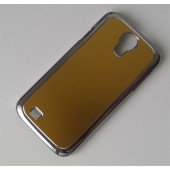 Samsung Galaxy S4 aluminium case gold